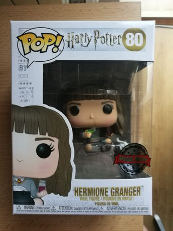 Funko pop Hermione Granger z kociołkiem #80