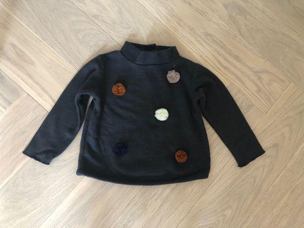 Sweterek ZARA r.86