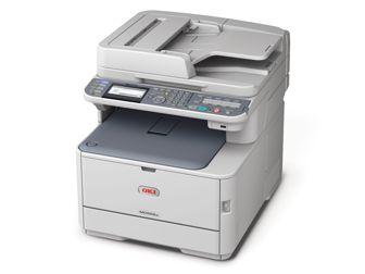 Sprzedam drukarkę OKI MC562 używana fvat