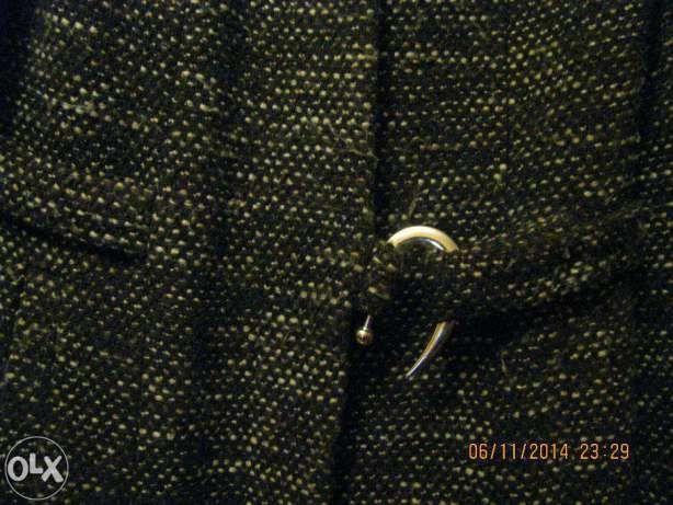 Płaszcz damski jesienno-zimowy,42,XL