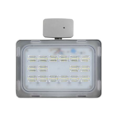 Projector LED (exterior) 50w com sensor movimento
