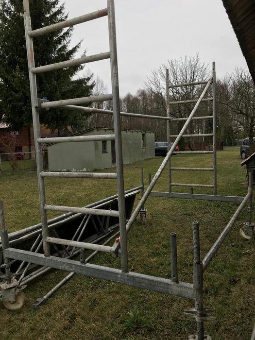 Rusztowanie aluminiowe jezdne. Białystok - image 1
