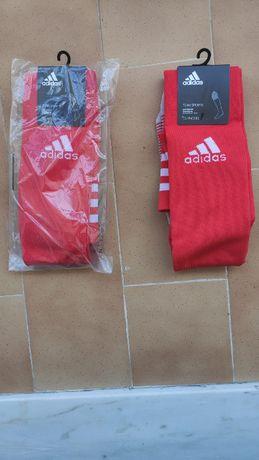 Meias Adidas altas futebol/desporto
