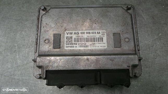 Centralina Do Motor Seat Ibiza Iv (6J5, 6P1)