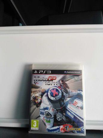 Capcom Moto GP 10/11 PS3 (NOVO/SELADO)