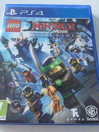 Lego The Ninjago Movie PS4
