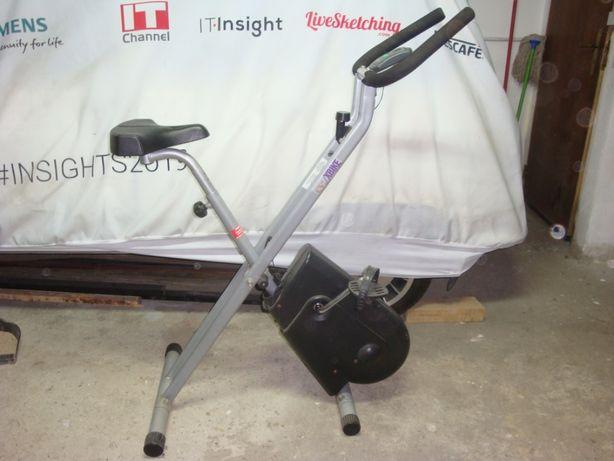bicicleta de ginástica