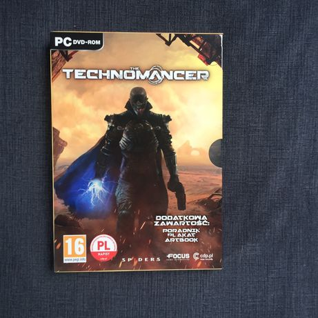Gra The Technomancer PC PL zestaw
