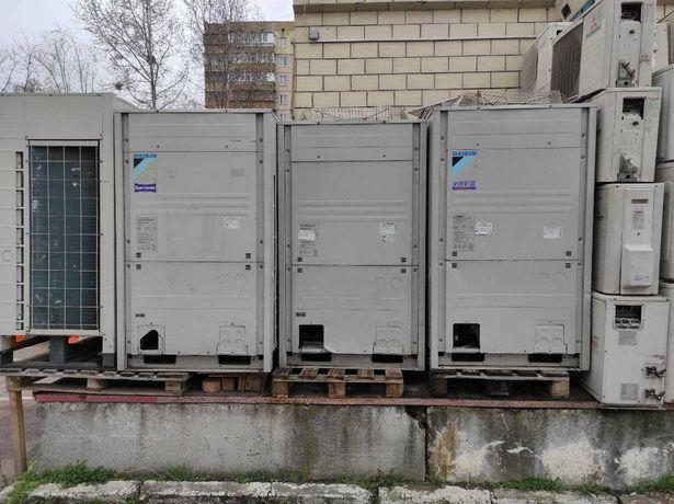 Канальный кондиционер DAIKIN RZQ250C 25 кВт до 250м2 монтаж тепловой