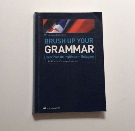 Gramática de Inglês || Nova || Portes GRÁTIS