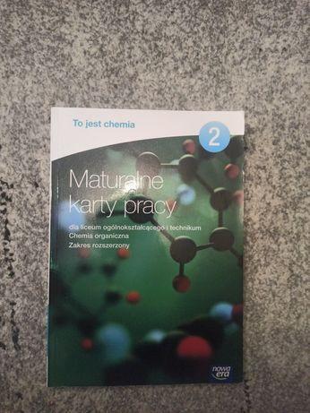 Maturalne karty pracy chemia rozszerzona to jest chemia klasa 2