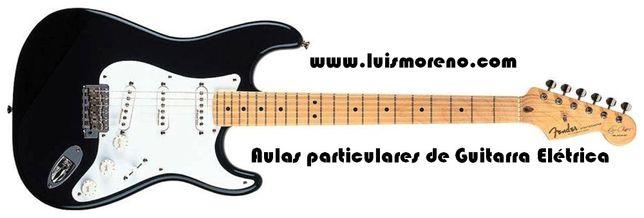Aulas Guitarra Eléctrica