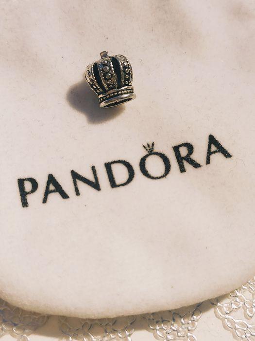 Charms koralik zawieszka korona królewska Pandora Ryki - image 1