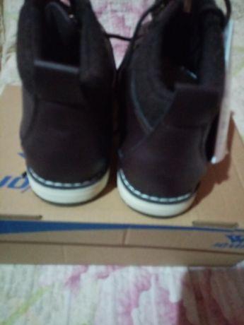 Ботинки молодёжные осень