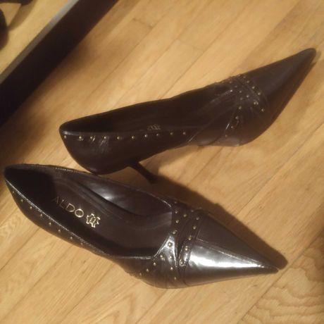 Sapatos ALDO Pele