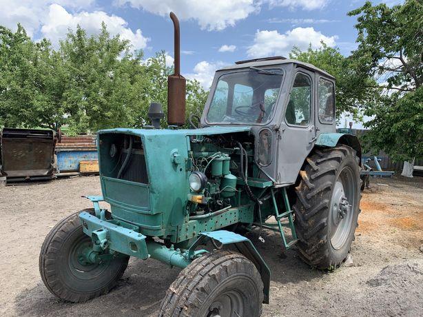 Трактор ЮМЗ Рабочий НА ХОДУ