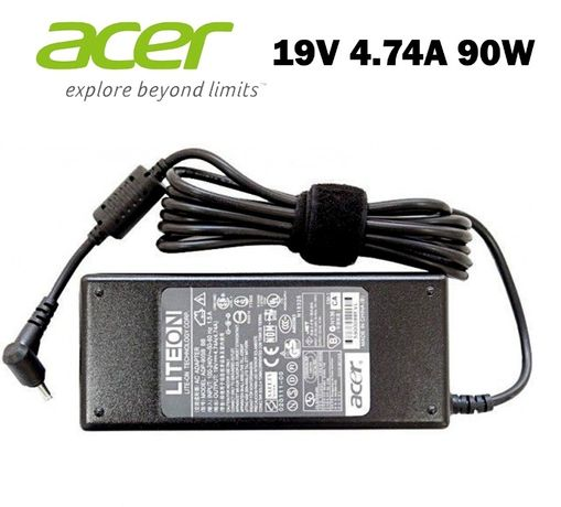 Блок питания для ноутбука ACER 19V 4.74A 90W Подбор по модели асер