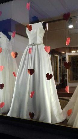 Suknia ślubna Diane Legrand 7102 z kolekcji 2019