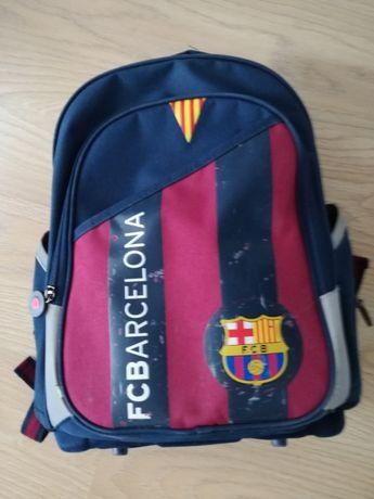 Plecak szkolny chłopięcy FCBarcelona