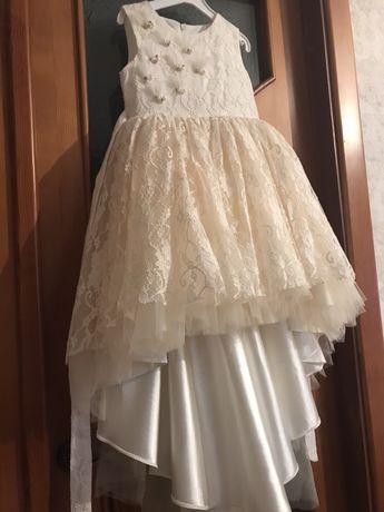 Продам эксклюзивное выпускное платье!