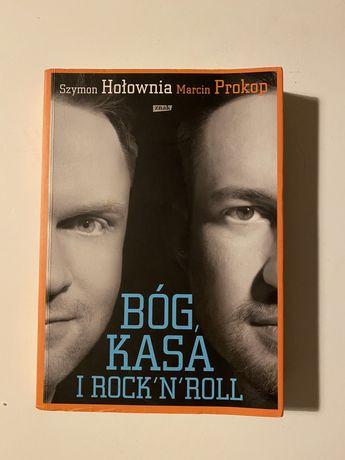 Bóg kasa i rock'n'roll Hołownia Prokop