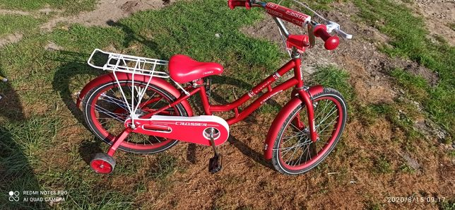 Велосипед дитячий новий