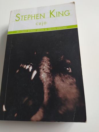 """Cujo"" Stephen King"