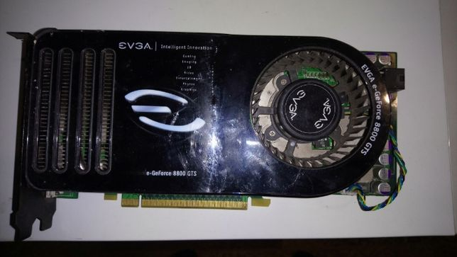 2 видеокарты (GTX470) (GeForce 8800 GTS) на запчасти