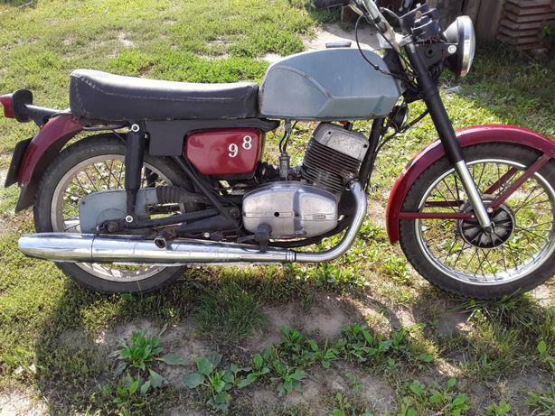 (Ява) Чезет 350cc