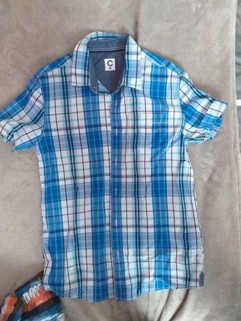 Koszula z krótkim rękawem Cubus 158cm