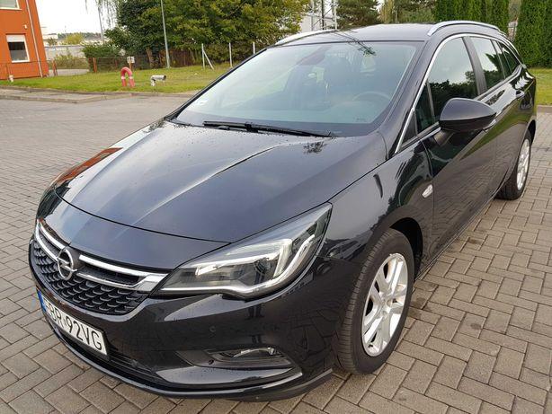 Opel Astra K 2016r 1.6 cdti