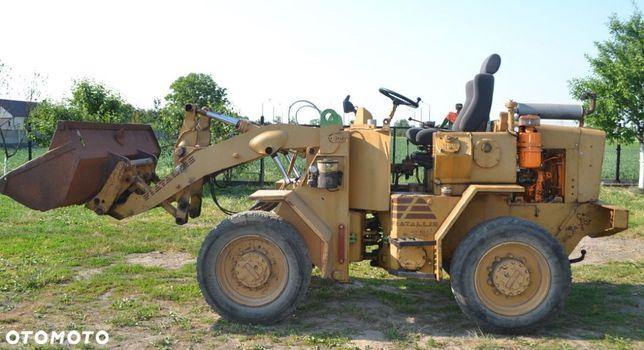 Ahlmann  ładowarka przegubowa 5 ton BENFRA 215D PERKINS