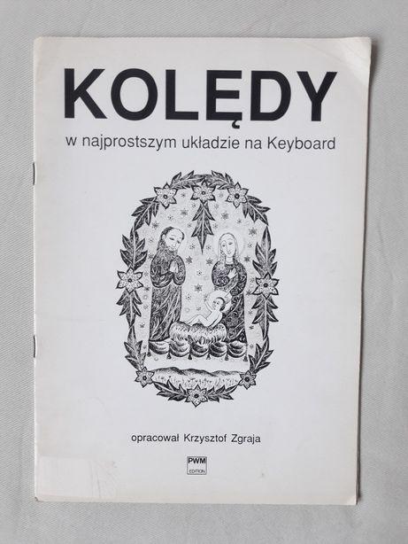 kolędy w najprostszym układzie na Keyboard 16 kolęd i pastorałek