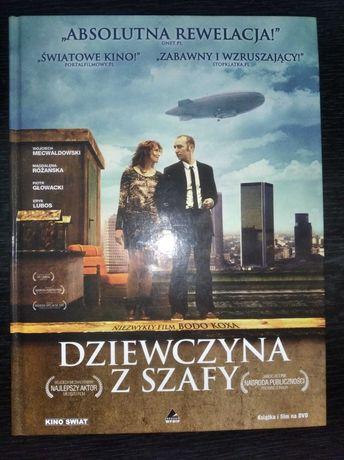 Dziewczyna z szafy (reż. Bodo Kox) DVD