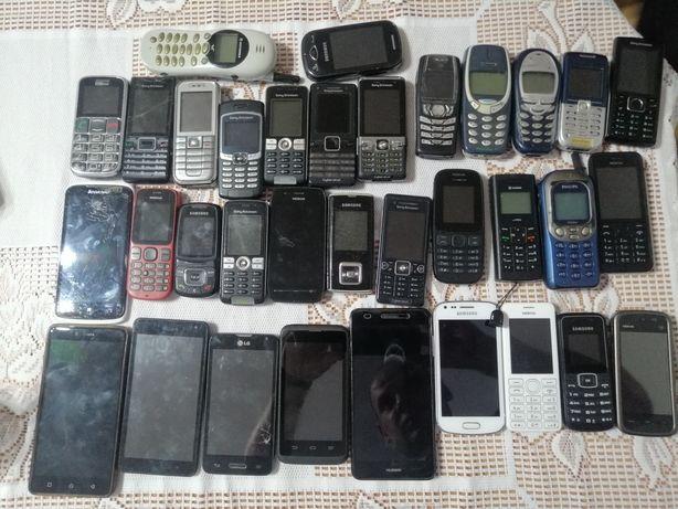 Telefony różne rzeczy