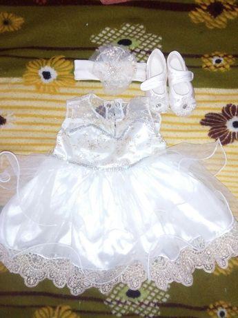 Платтячко для малесенької принцески.