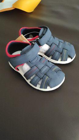 Sandálias da Chicco tamanho 21