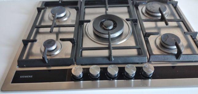 Kuchenka gazowa Siemens 5 palników