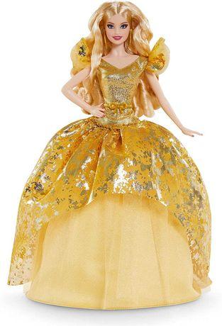 """Коллекционная кукла  барби """"Праздничная"""" Barbie  GHT54"""