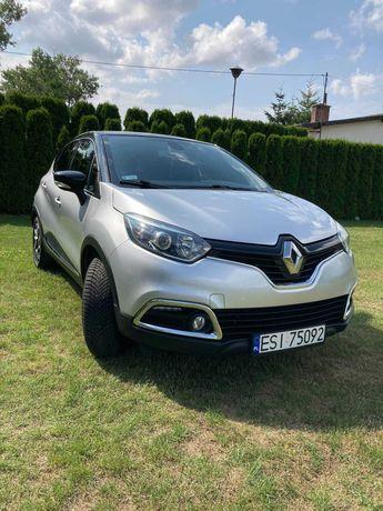 Renault Captur 1.5dCi 90KM z 2016r.
