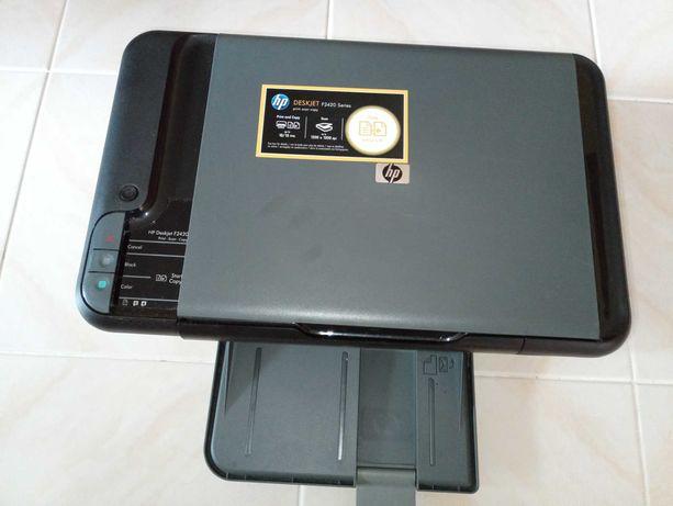 impressora hp deskjet f2420