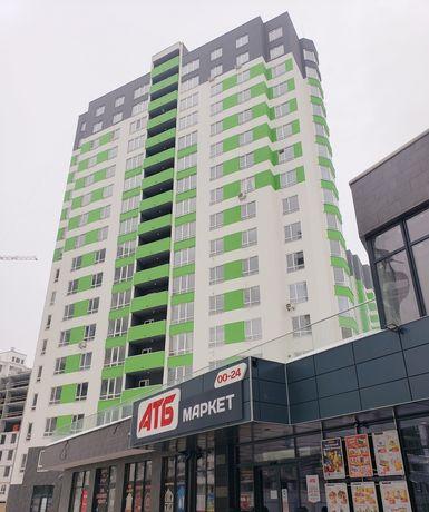 Евродвухкомнатная квартира в ЖК City Park