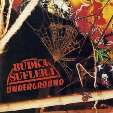 %% Budka Suflera - Underground CD nowa