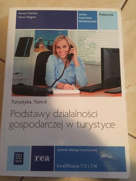 Podręcznik technik obsługi turystycznej Świdnik - image 1