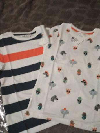 Комплекты футболок Н&M р134-140