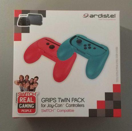 Grips Comando Nintendo Switch