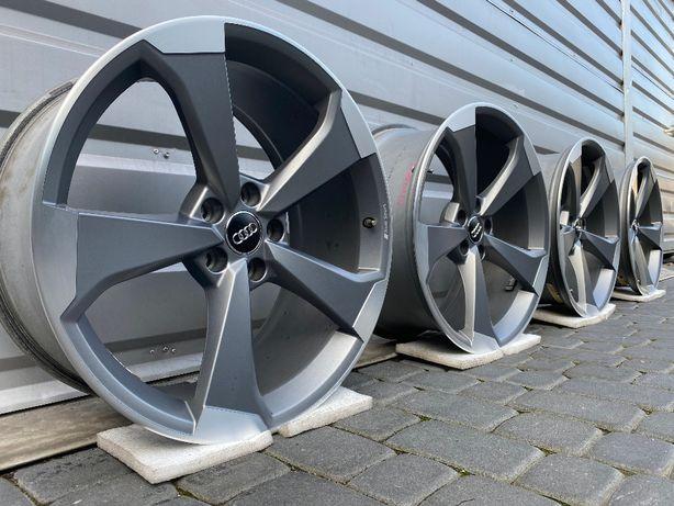 "ORYGINALNE Felgi Audi ROTOR 20"" Audi Sport A4 A5 A6 A7 A8 Q3 Q5 Q7"