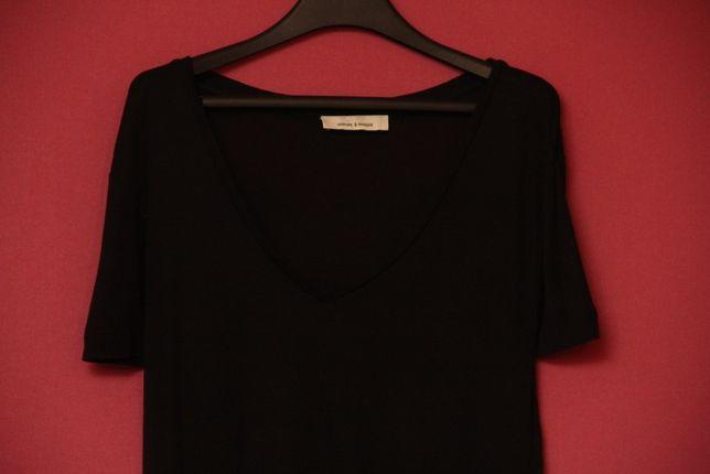 Samsoe & Samsoe L-XL стелящаяся футболка лиоцелл