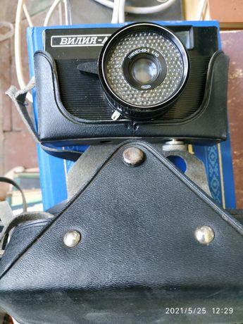 Фотоапарат Радянського виробництва