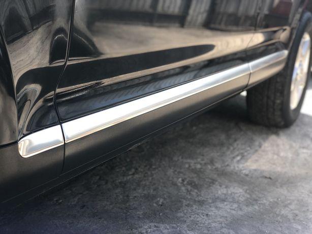 Молдинг Накладка Листва Дверь Двері Vw Touareg Ауди Ку7 Кю7 Audi Q7